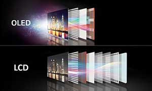 شکل1-تلویزیون OLED اولد