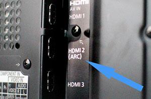 اچ دی ام آی( HDMI ) با عنوان ARC