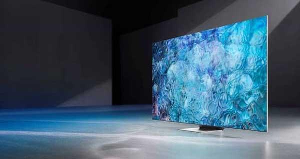 شکل1 – تلویزیون سری Neo QLED